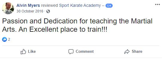 5, Sport Karate Academy in Evansville, IN