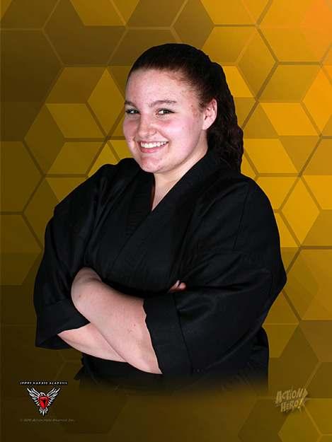 baylie will - Sport Karate Academy