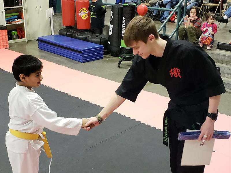 preschool and kids martial arts in evansville