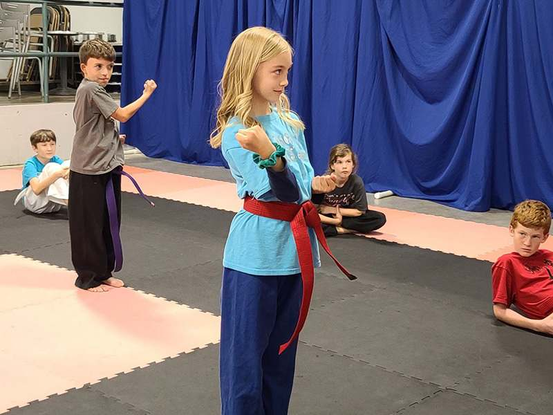 Ka, Sport Karate Academy in Evansville, IN
